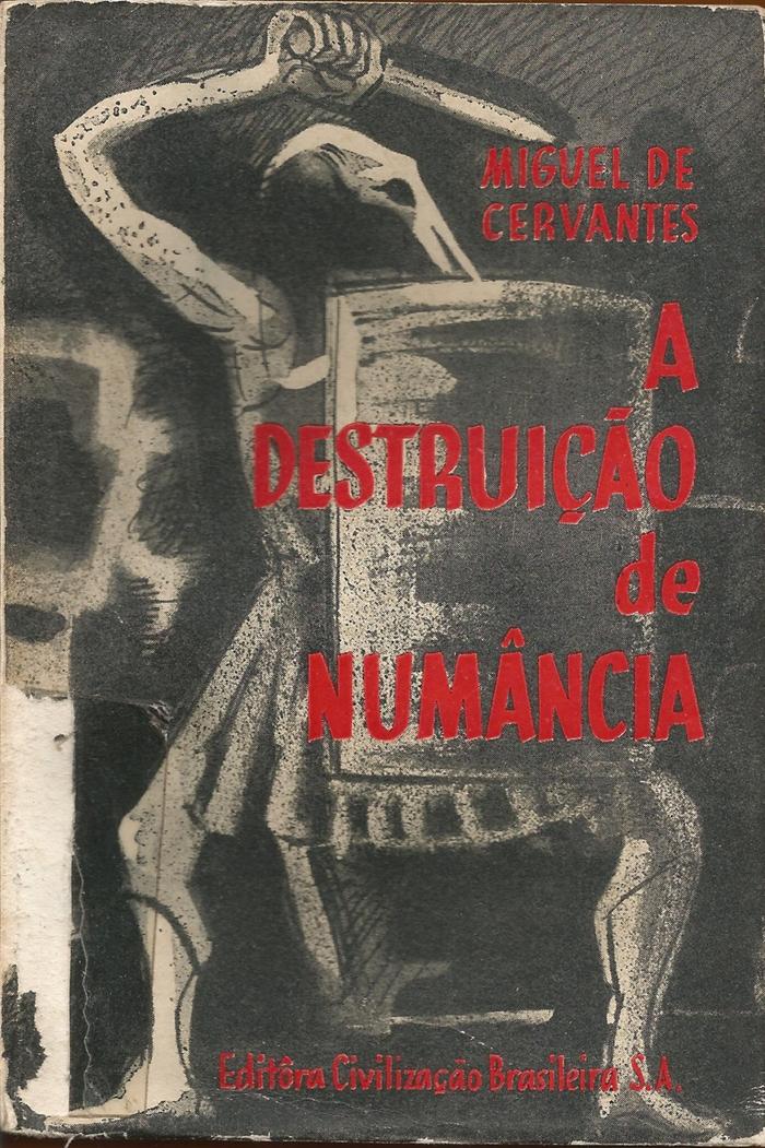 A Destruição de Numância - Miguel de Cervantes